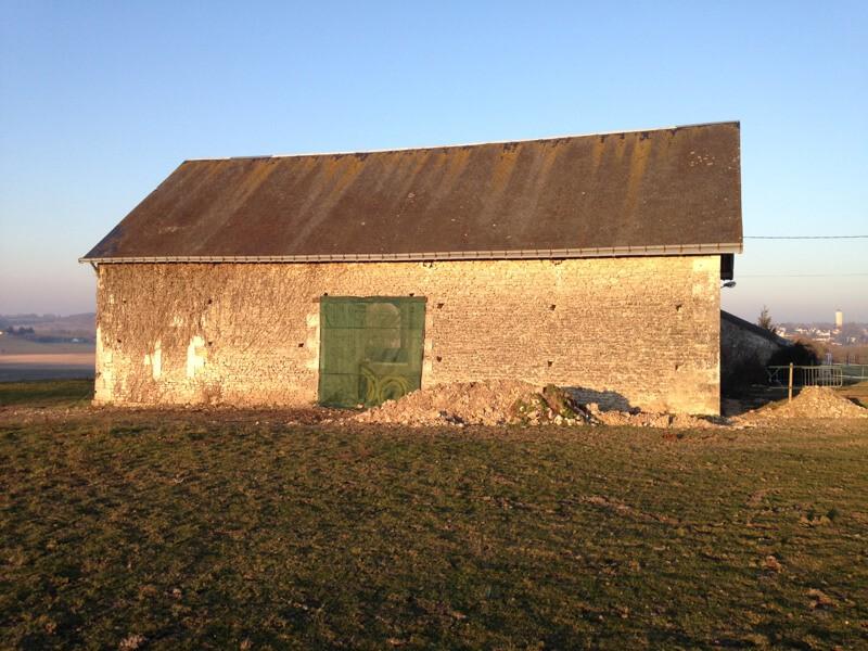 Filet brise vent par Foulquier dans le Tarn et l'Aveyron pour aménagement bâtiment agricole