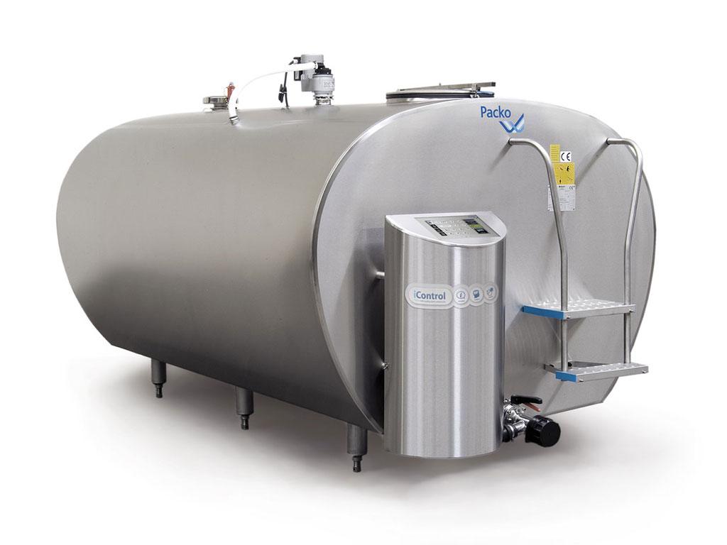 Tank lait detente directe 2 foulquier traite tarn aveyron