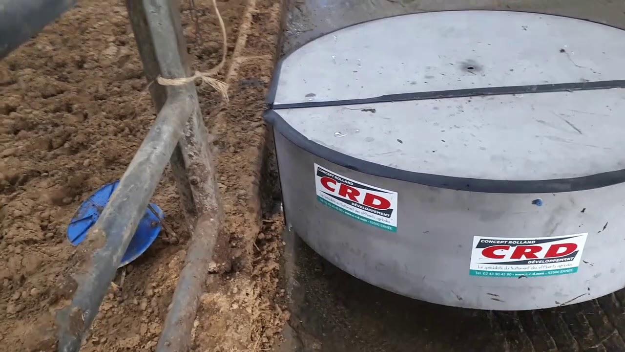 robot aspirateur crd gestion des effluents ETS FOULQUIER TARN AVEYRON